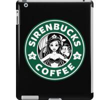 Sirenbucks Coffee iPad Case/Skin