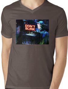 Winter Quay Liberty Mens V-Neck T-Shirt