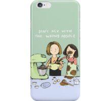 Baking Advice iPhone Case/Skin