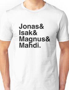 SKAM boys Unisex T-Shirt