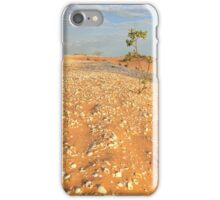 broome sand dune tree iPhone Case/Skin