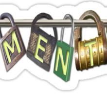 Elementary Locked VARIANT 4.0 Sticker