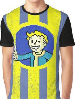 8-bit Pip Boy ver.2.0 Graphic T-Shirt