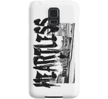Heartless Samsung Galaxy Case/Skin