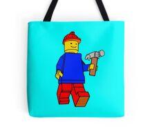 Lego Builder Tote Bag