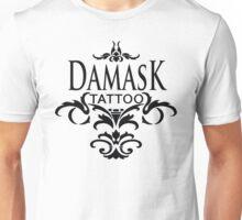 Damask Tattoo  Unisex T-Shirt
