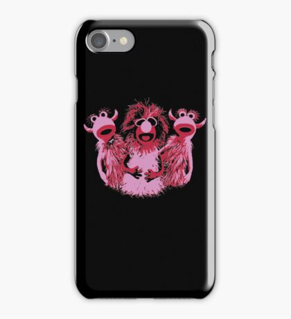 Mahna Mahna! - Pink! iPhone Case/Skin