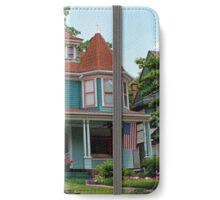 Old West End Blue 12 iPhone Wallet/Case/Skin