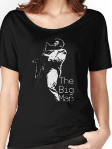 Clarence Clemons On Stage Women's Relaxed Fit T-Shirt