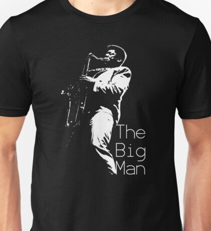 Clarence Clemons On Stage Unisex T-Shirt
