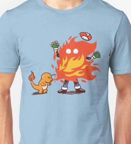 Charred Unisex T-Shirt