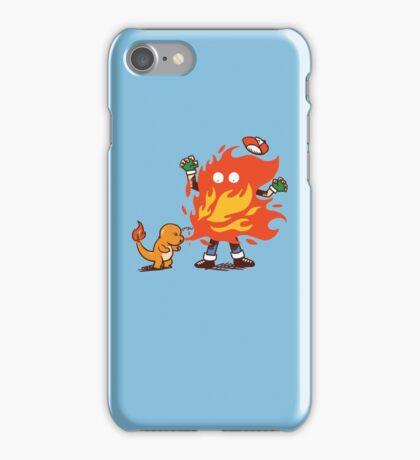 Charred iPhone Case/Skin