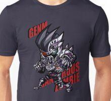 Dangerous Zombie Unisex T-Shirt