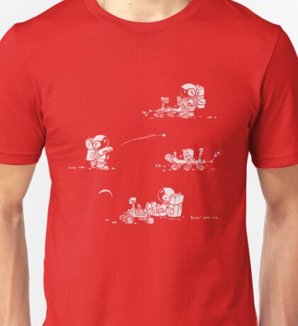 Rover and Me Unisex T-Shirt