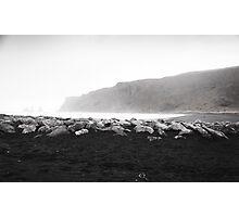 Icelandic Sea Photographic Print
