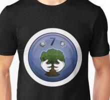 Glitch Achievement ok but needs improvement tree hugger Unisex T-Shirt