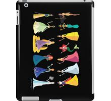 Origami - The Princesses iPad Case/Skin