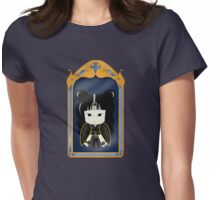 Kokeshi Mirror Nehelenia Womens Fitted T-Shirt
