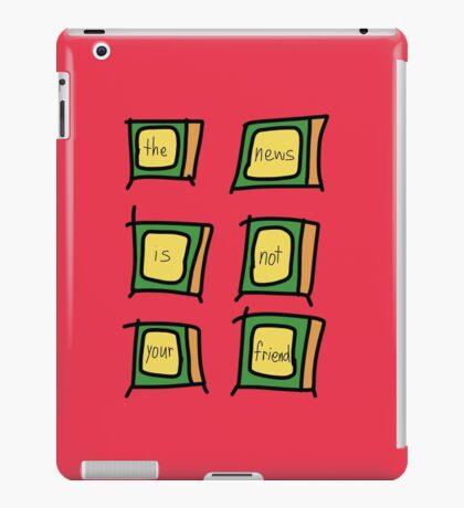 Techno II (2017) (Television) iPad Case/Skin