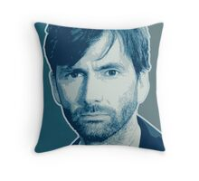 HARDY - Broadchurch Green Throw Pillow