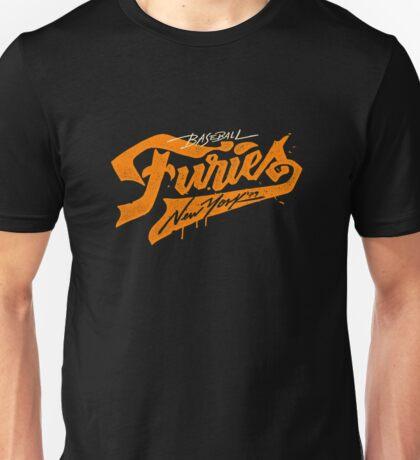 warriors baseball furies Unisex T-Shirt