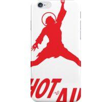 Air Jesus by Tai's Tees iPhone Case/Skin