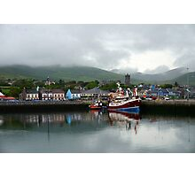 Fog in Dingle Photographic Print