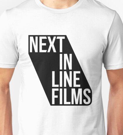 Next In Line Films Logo Unisex T-Shirt