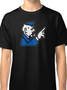 Go To Jail Monopoly Classic T-Shirt