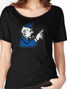 Go To Jail Monopoly Women's Relaxed Fit T-Shirt