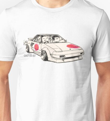 Crazy Car Art 0161 Unisex T-Shirt
