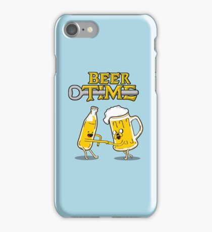 Beer Time c iPhone Case/Skin