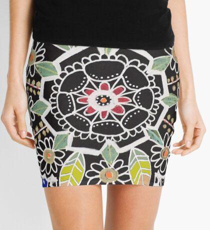 fleur indienne Mini Skirt