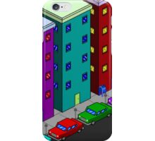 Retro City iPhone Case/Skin