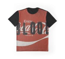 Enjoy Blood Graphic T-Shirt
