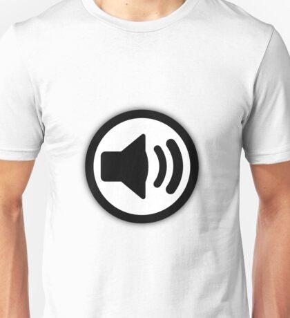Audio Speaker Unisex T-Shirt