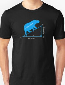 Hippotenuse Math T-Shirt