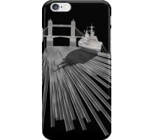 dry dock iPhone Case/Skin