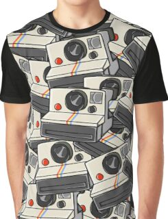 Classic Polaroids  Graphic T-Shirt