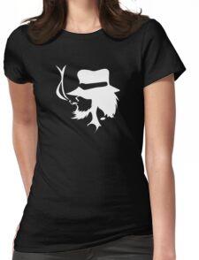 Jigen Lupin Fujiko Goemon Womens Fitted T-Shirt