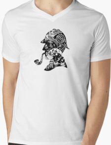 Mr. Holmes Mens V-Neck T-Shirt