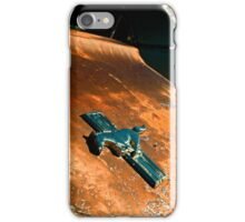 Abandoned Ford Mustang Emblem iPhone Case/Skin