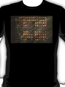 Steampunk - Phones - The old switch board T-Shirt