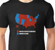 Funny T-Shirt: RED USA Election 2016 T Shirt Vote Trump Tee Unisex T-Shirt