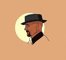 Heisenberg at Sunset by LaRochelleD