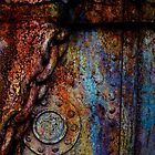 Layered Rust by Larry Costales
