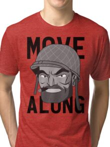 Move Along Tri-blend T-Shirt