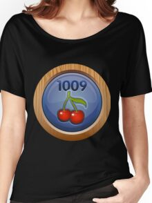 Glitch Achievement overpaid executive fruit tree harvester Women's Relaxed Fit T-Shirt