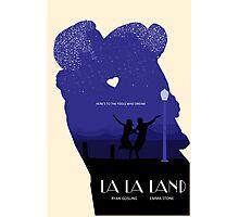 La La Land Poster Print Photographic Print