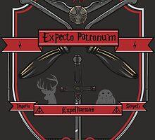 Potter Crest by piercek26